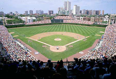 Chicago CUBS - Stadium