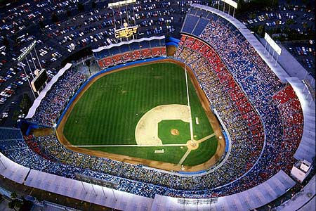 Owner: Los Angeles Dodgers Cost: $23 million. Dodger Stadium