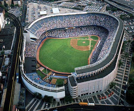 new york yankees stadium map. New York Yankees - Stadium