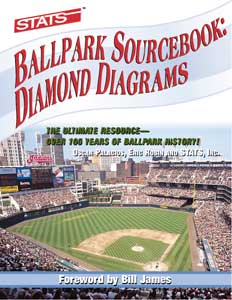 STATS Ballpark Sourcebook: Diamond Diagrams